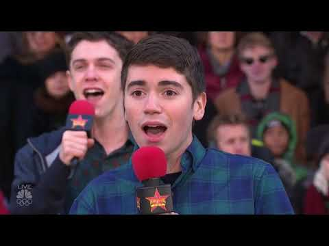 "Cast of ""Dear Evan Hansen"" perform ""You Will Be Found"" at Macy's Thanksgiving Day Parade"