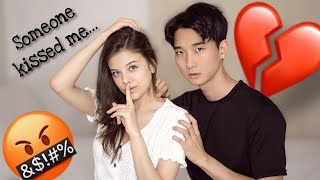 HICKEY PRANK ON KOREAN BOYFRIEND💋 *GONE WRONG*