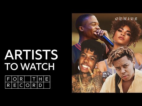 Artists To Watch In 2019 (Blueface, Roddy Ricch, CalBoy) | For The Record Mp3