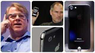Noticias: iPhone 8 Rumores, CR vs MacBook Pro 2016, Apple Glass y + | Titulares #47