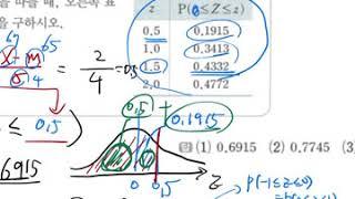 함백고 확률과통계 (12차시)정규분포와 그 성질_3