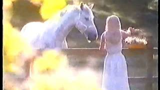 Timotei 1987 shampoo commercial NZ 80s - panflute - girl on horse(This appears to be a much older commercial.Judging by the film grain, most likely from 1981-2., 2010-08-05T06:53:11.000Z)