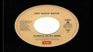 Baixar Pet Shop Boys - Always on my mind (Love Me Tender Version)