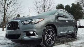 Infiniti QX60 2018   Complete Review in 4K   with Steve Hammes
