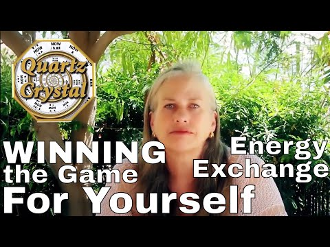 Winning the Game for Yourself Energy Exchange THE MATRIX GAME of LIFE