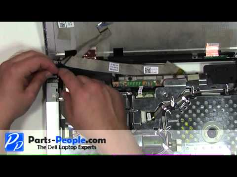 Dell XPS M1530 | LCD Cable Replacement | How-To-Tutorial