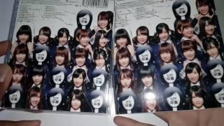 "Unboxing AKB48 Re-packaged Album ""SET LIST ~グレイテストソングス~完全盤"" ( SETLIST ~Greatest Songs~ Kanzen Ban )"