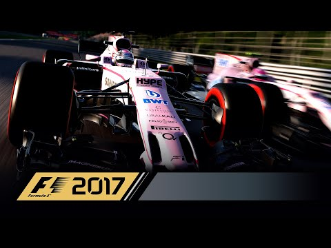F1 2017 GAMEPLAY | 50% UNEDITED RACE | ULTIMATE AI | CIRCUIT DE SPA-FRANCORCHAMPS