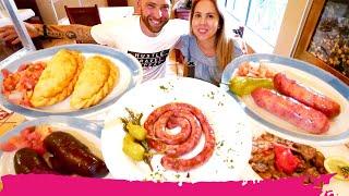 Argentine Street Food in Miami - Chorizo, Morcilla & Empanadas | Coral Gables