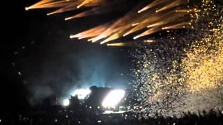 Wake Me Up ~ Avicii Live in Bristow, Va (6/29/14)