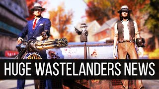 Fallout 76 News - Wastelanders Early Access, MAJOR Ban Wave, New Update
