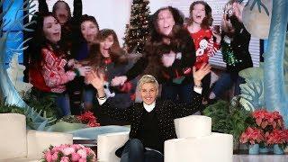 Ellen Has a Big Surprise for Nashville College Students thumbnail