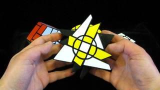 SunWinder's Crazy Triangle 2 Puzzle