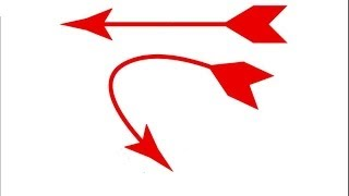How to Draw a Curved Arrow in Adobe Illustrator