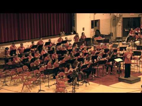 Sanford Schools Band Fest 2015