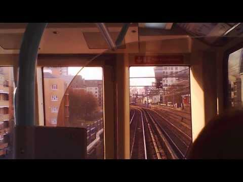 I ride on the DLR from Shadwell to Bank.