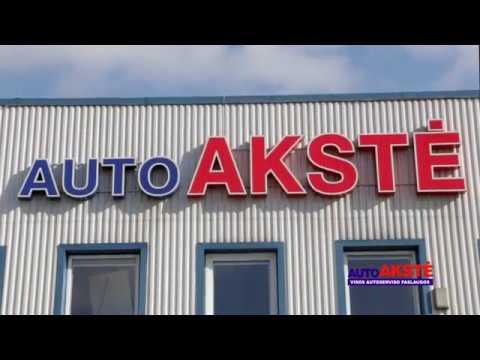 AutoAKSTĖ - automobilių servisas Kaune