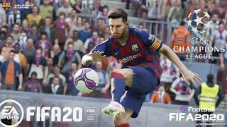 FIFA 20 Mobile New Menu Best Graphics Android