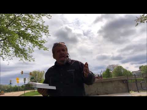 Please Watch & Share! PD Preaching Live Downtown Flint! Worship In The Park! Operation Flint!