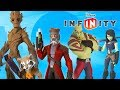 GUARDIANS OF THE GALAXY Cartoon Movie Game for Kids - Superhero Videos for Children Disney Infinity