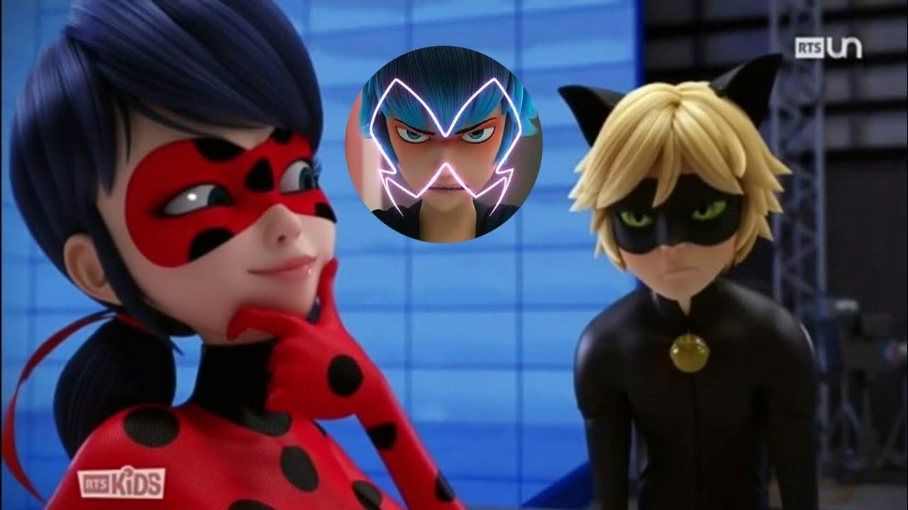 ¡Chat Noir es V¡0l@d0 por Luka! Parodia parte 2 Capitulo 8 Silencer T3 Miraculous Ladybug