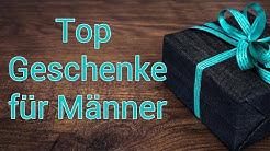 TOP Geschenke für MÄNNER / JUNGS! / Geschenkeguide / Geschenketipps PART 1