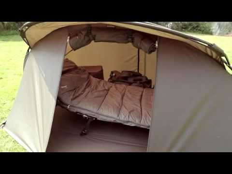 Trakker Cayman Bivvy - Available At Veals Fishing Tackle