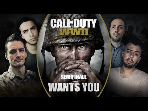 COD wants YOU – Call of Duty: WWII – SEMIFINALE