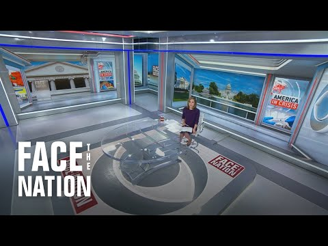 Face The Nation with Margaret Brennan: Justice, Palmer, Gottlieb, Booker