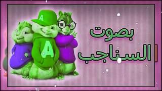 مهرجان بنت الجيران (بهوايا انتي قاعده معايا) | حسن شاكوش - عمر كمال | بصوت السناجب