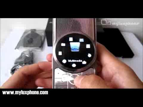 Motorola Aura Cell Phone
