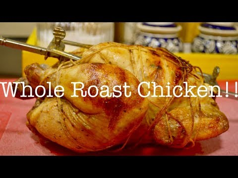 indian-whole-roast-chicken-recipe-|-morphy-richard-otg-recipe