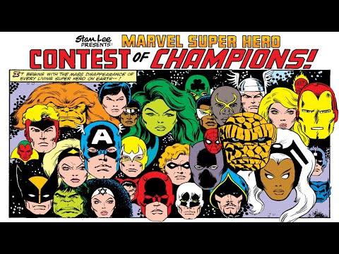 Marvel: Contest of Champions pt.3 - The Final Prize