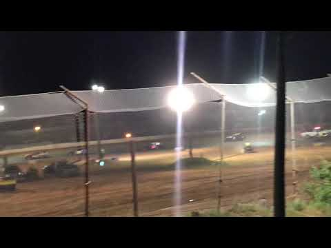 Lane's First Limited Race-105 Speedway 8/17/19