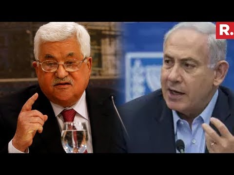 Israeli PM Benjamin Netanyahu Lashes Out At Palestinian President Mahmoud Abbas