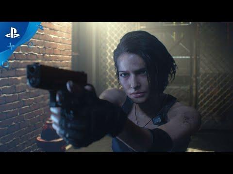 Resident Evil 3 | Bande-annonce de la démo | PS4