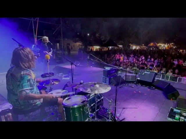 OSAKA FLU - Frogstock Festival - Live Completo [Apertura ai Tre Allegri Ragazzi Morti]