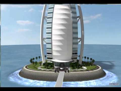 Burj Al Arab - Interactive 3D