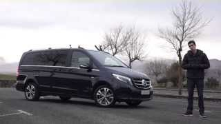 Prueba Mercedes Clase V 250 Bluetec - ActualidadMotor