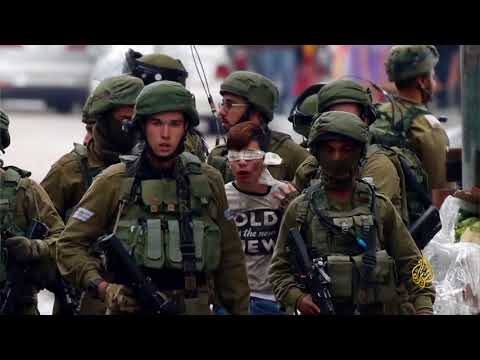 23 جنديا يعتقلون طفلا فلسطينيا في الخليل  - نشر قبل 5 ساعة