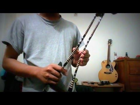 Playing One String Instrument Ektara