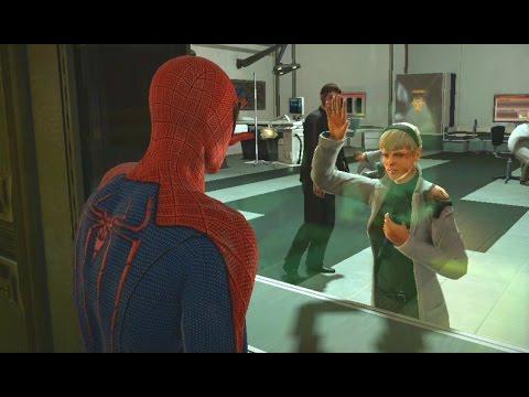 The Amazing Spider-Man (Video Game) Walkthrough - Chapter 6: Scorpion Boss Fight