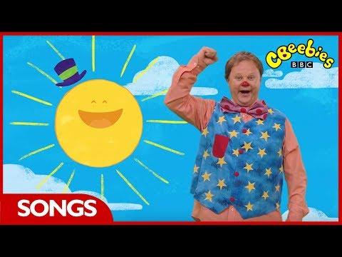 CBeebies | Mr Tumble's Nursery Rhymes | Weather Songs