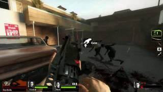 Left 4 Dead 2 Gameplay [HD]: Dead Center Uncut Deutsch (German) PC - Teil 3