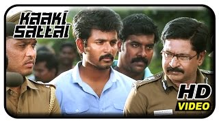 Kaaki Sattai Tamil Movie Scenes | Sivakarthikeyan Rescues The Kidnapped Children