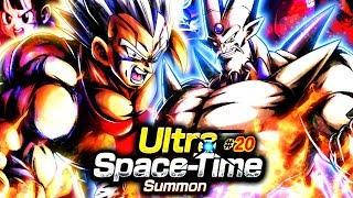 DO NOT SUMMON! Double Spirit Bomb Animation!   Dragon Ball Legends
