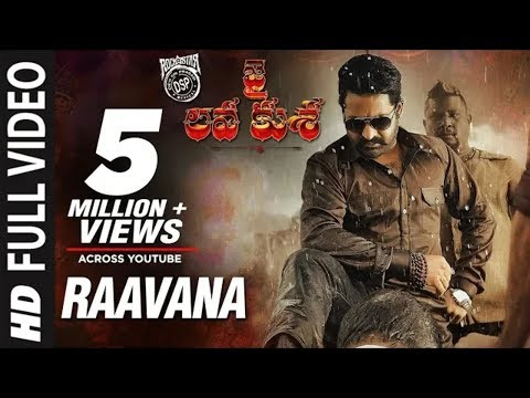 Ravana Jai full vedio song |Jai lava kusa...