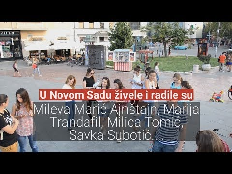 Danube women city guide: Novi Sad