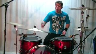 "blink-182 ""Story of a Lonely Guy"" Drum Cover STUDIO QUALITY"