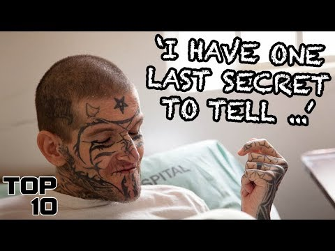 Top 10 Scary Last Words From Prison Inmates